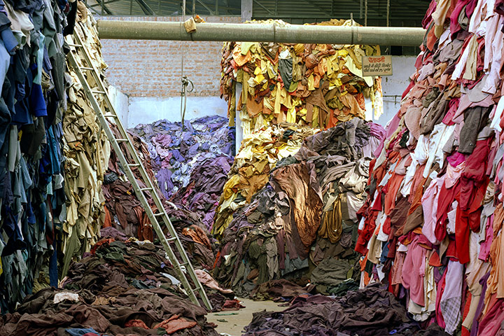 Yet fast fashion leaves a pollution footprint, with each step of the clothing life cycle generating potential environmental and occupational hazards. For example, polyester, the most widely used manufactured fiber, is made from petroleum.